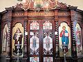 2013 Interior of Saint Michael chapel in Płock - 01.jpg