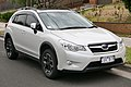 2013 Subaru XV (GP7 MY13) 2.0i-L hatchback (2016-01-04) 01.jpg