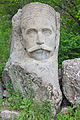 2014 Prowincja Wajoc Dzor, Dżermuk, Rzeźba w skale (04).jpg