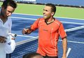 2014 US Open (Tennis) - Tournament - Victor Estrella Burgos and Igor Sijsling (15099207372).jpg