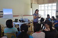 2014 Waray Wikipedia Edit-a-thon 15.JPG