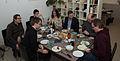 2015-01-06 Wiki Loves Cheese Racletteessen bei WMAT 7626.jpg