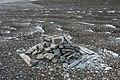 2015-09-11 02 Cairn for Joseph-René Bellot at Beechey Island, NU Canada.jpg