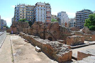 Navarinou Square - Image: 20160516 353 thessaloniki