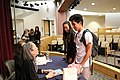 2016 LMU Common Book Author Ruth Ozeki (25310052799).jpg