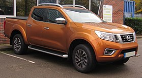Nissan Navara - WikiVisually