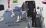 2016 Olympic Flame arrival at Brasília International Airport (2).jpg