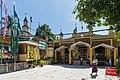 2016 Rangun, Dargah Bahadura Szaha Zafara (02).jpg