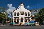 2016 Rangun, Ulica Anawratha, Kościół Armii Zbawienia (05).jpg