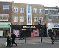 2016 Woolwich, Powis Street shops 04.jpg