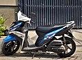 2016 Yamaha Mio M3 125 (20200720).jpg