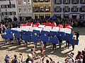 2017-03-12, Pulse of Europe, Pro-Europa-Demo auf dem Augustinerplatz in Freiburg, niederländische Fahne.jpg