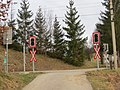 2018-01-28 (215) Level crossing at Schloßgegend in Kirchberg an der Pielach.jpg
