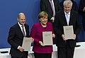 2018-03-12 Unterzeichnung des Koalitionsvertrages der 19. Wahlperiode des Bundestages by Sandro Halank–053.jpg
