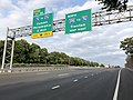 2018-08-26 17 45 01 View north along Interstate 295 just north of Exit 23 in West Deptford Township, Gloucester County, New Jersey.jpg