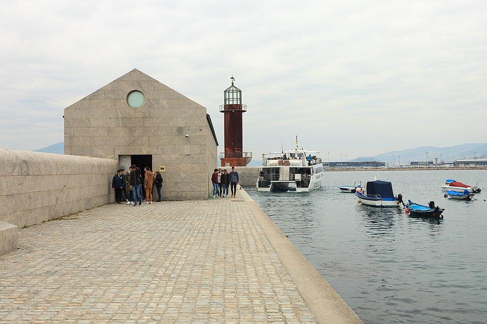 2018. Acuario do Museo do Mar de Galicia