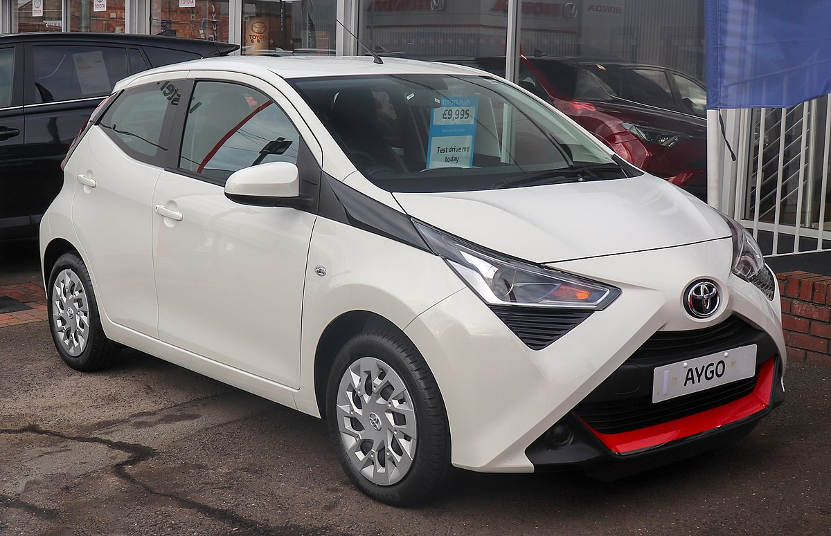 toyota yaris edition plus