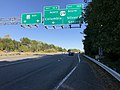 2019-09-25 16 11 06 View east along Maryland State Route 32 (Patuxent Freeway) at Exit 16B (U.S. Route 29 SOUTH, Silver Spring) in Columbia, Howard County, Maryland.jpg