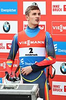 2019-11-23 Doubles World Cup at 2019-20 Luge World Cup in Igls by Sandro Halank–043.jpg