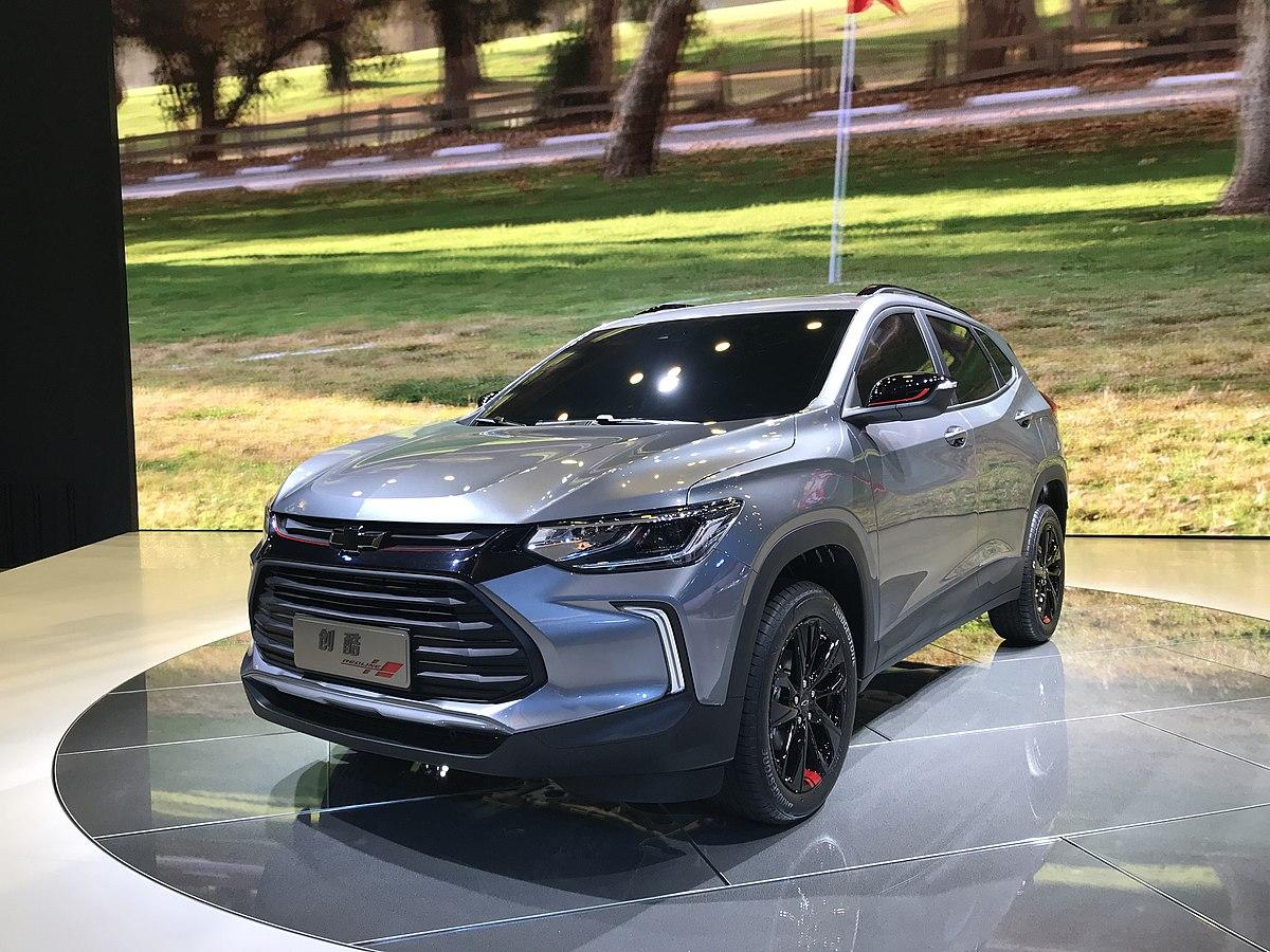 Chevrolet Tracker (2019) – Wikipedia