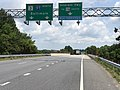 2020-06-22 12 06 08 View north along Maryland State Route 3 (Robert Crain Highway) at the exit for Veterans Highway (TO Maryland State Route 178 SOUTH) in Gambrills, Anne Arundel County, Maryland.jpg