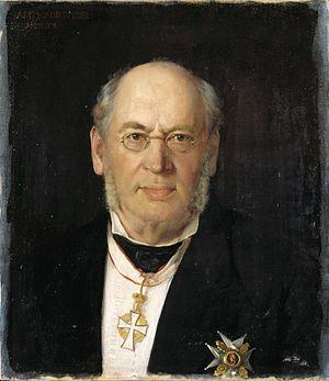 Paul Peter Vilhelm Breder - Paul Peter Vilhelm Breder; portrait by Asta Nørregaard