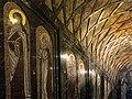 214 Basílica de Montserrat, escala de les Santes, mosaics.JPG