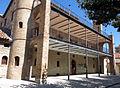 247 Casa del Canal (Mollerussa), façana sud.JPG