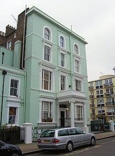 Powis Square, London