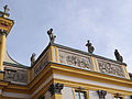 281012 Detail of the Wilanów Palace - 11.jpg
