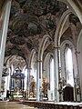 2831 - Hall in Tirol - Stadtpfarrkirche.JPG