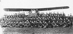 354th Aero Squadron - 354th Aero Squadron, Saizerais Aerodrome, France