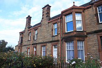 James Drever (psychologist, born 1873) - 36 Lomond Road, Edinburgh