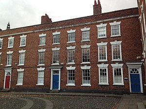 Chester - 4, 5 and 6 Abbey Square