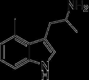 4-Me-αMT - Image: 4 Methyl AMT