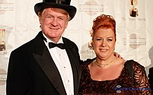 41st Annie Awards, Bill Farmer and Jennifer Farmer.jpg