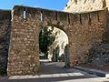 476 Portal del recinte mitjà de la Suda (Tortosa), cara exterior.JPG