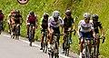 4 Etapa-Vuelta a Colombia 2018-Ciclistas en el Peloton 1.jpg