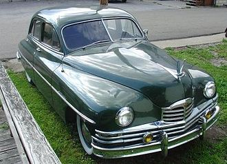 1950 Packard Eight four-door sedan 50packard2.JPG