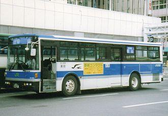JR Bus - Image: 521 4956 JHB