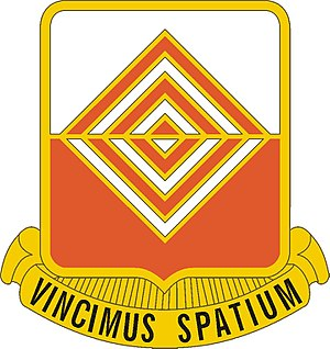 3rd Signal Brigade (United States) - Image: 57th Sig Bn Metal Crest