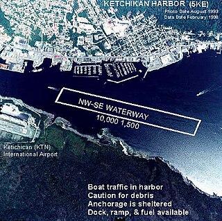 Ketchikan Harbor Seaplane Base