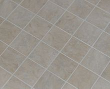 Glazed Porcelain Tile In Kitchen