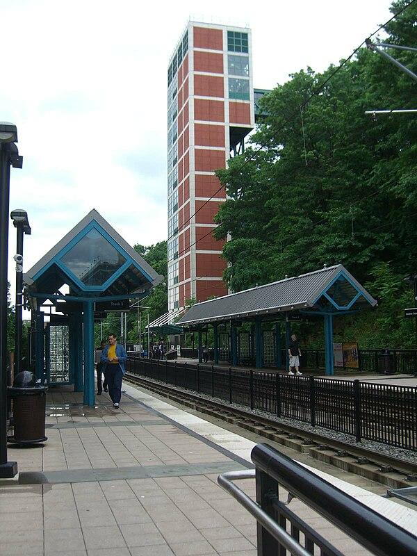 Hudson bergen light rail wikivisually for 19 terrace ave jersey city nj