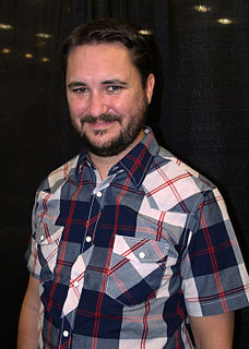 Wil Wheaton American actor and writer