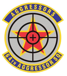 Image illustrative de l'article 64th Aggressor Squadron