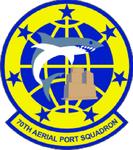70th Aerial Port Sq emblem.png