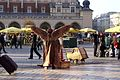 7775vik Kraków w obrębie Plant. Mim na Rynku. Foto Barbara Maliszewska.jpg