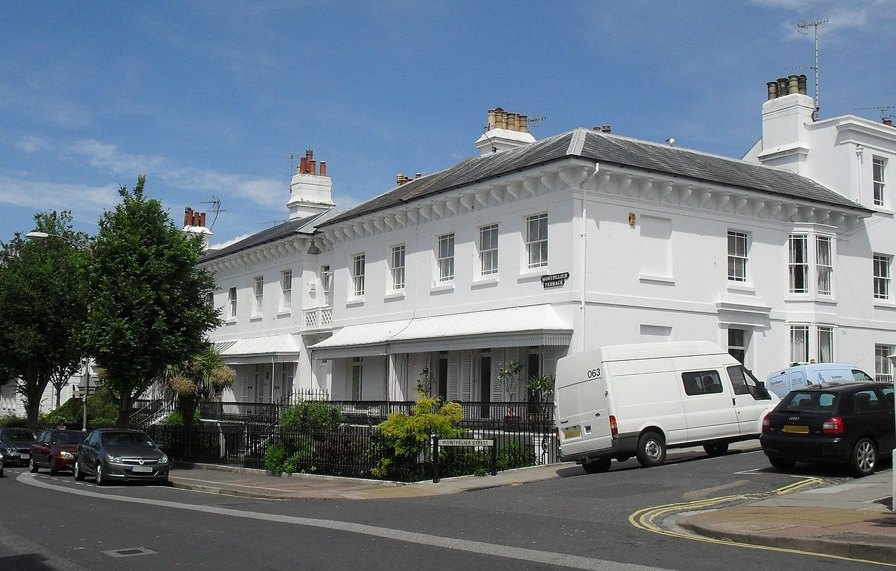 Montpelier Terrace Listed Building Consent