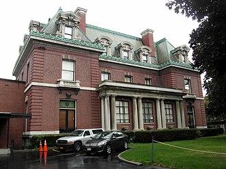 Charles W. Goodyear House - Charles W. Goodyear House in 2012